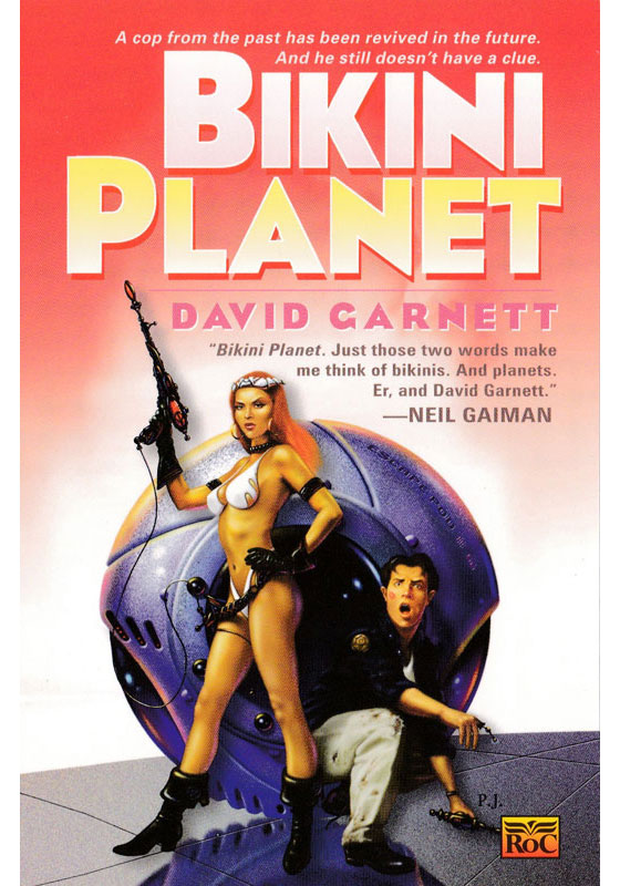 Bikini Planet by David S Garnett