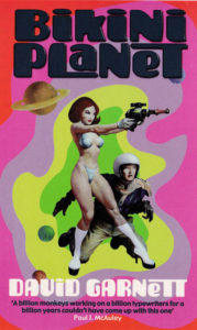 Bikini Planet UK Single David S Garnett