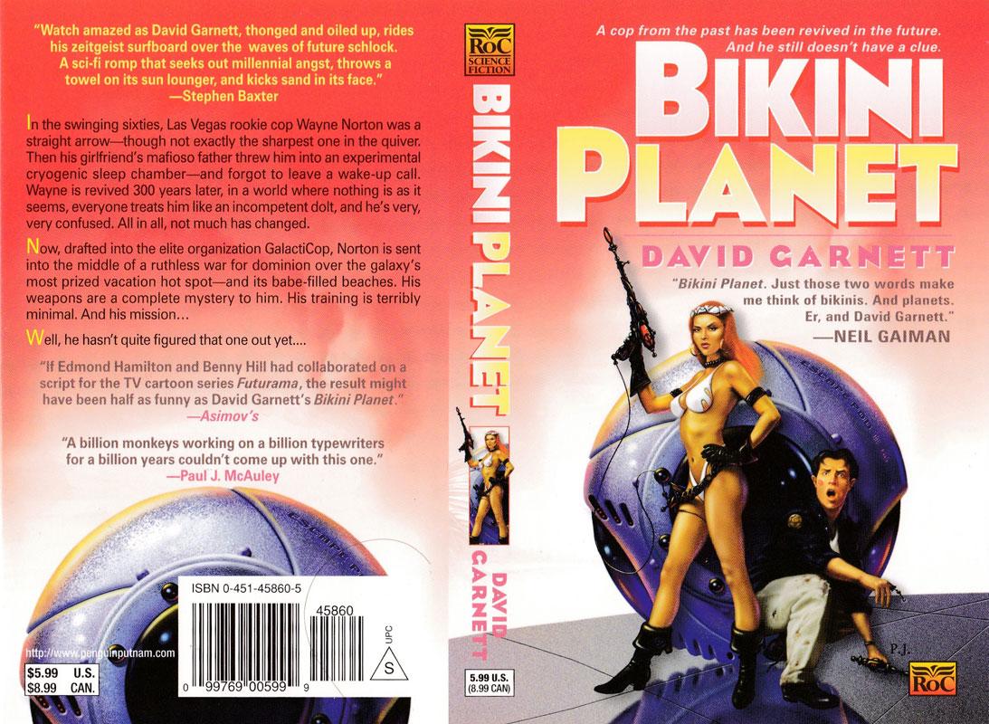 Bikini Planet USA Double David S Garnett