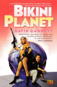 Bikini Planet USA Single David S Garnett
