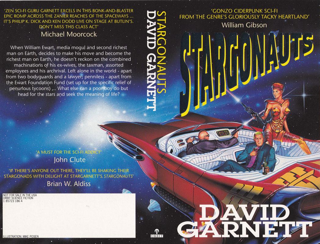 Stargonauts Double David S Garnett