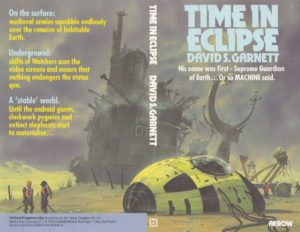 Time in Eclipse David S Garnett